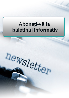 Abonare buletin informativ